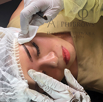 Microblading Adjustments